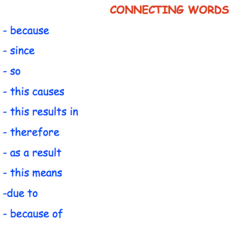 Connecting Words